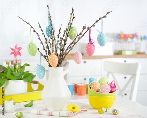 Fototapeta Wiosenne inspiracje - Wielkanoc obraz