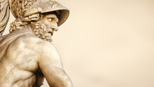 Menelaus Supporting The Body O...
