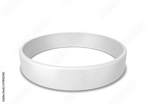 Fotomural Rubber bracelet