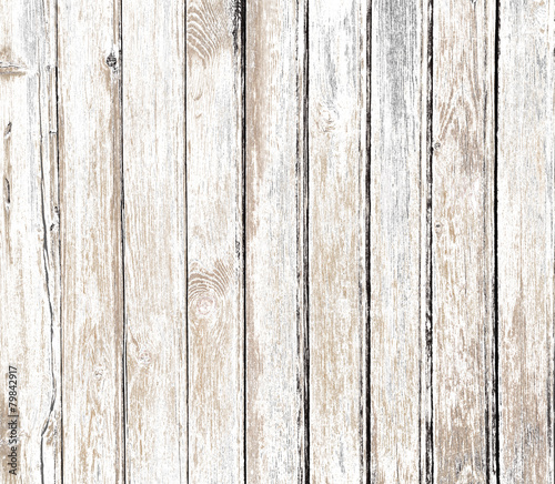 vintage white old wood background