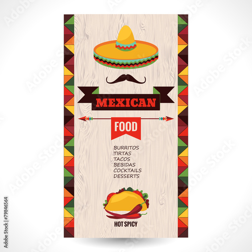 Fotografía  Mexican food
