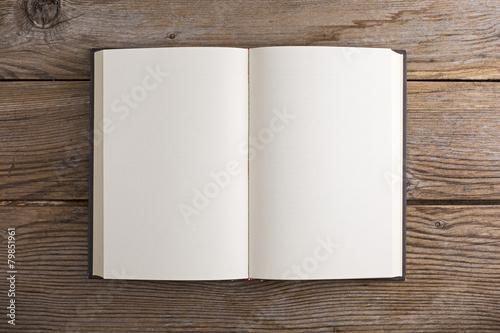 Fotografia  Libro vuoto