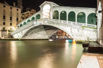 FototapetaRialto bridge Venice Italy