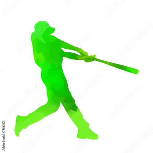 Photo  Baseball player