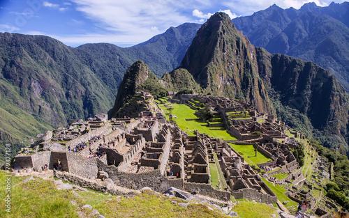 Machu Picchu - Peru Wallpaper Mural