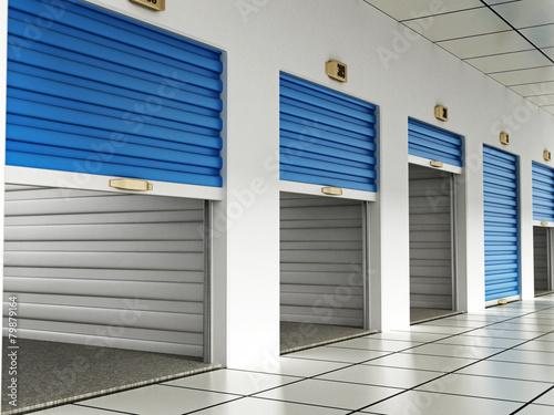 Fotografía  Storage rooms