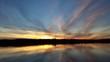 Lake sunset 03164