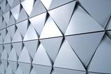 Abstrakcyjne srebrne tło