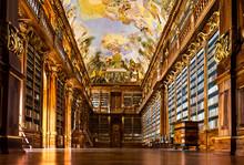 Strahov Monastery Library Interior