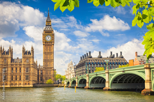 Tuinposter Londen Big Ben, London