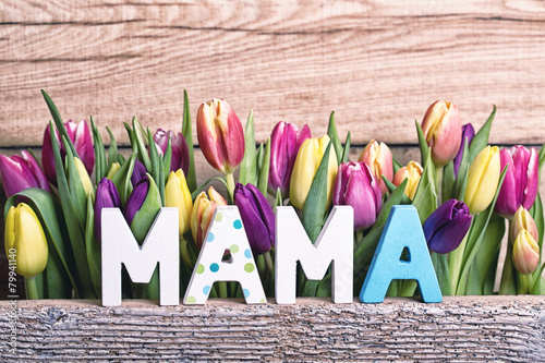Plakat mama