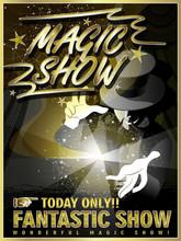 Fantastic Magic Show Poster