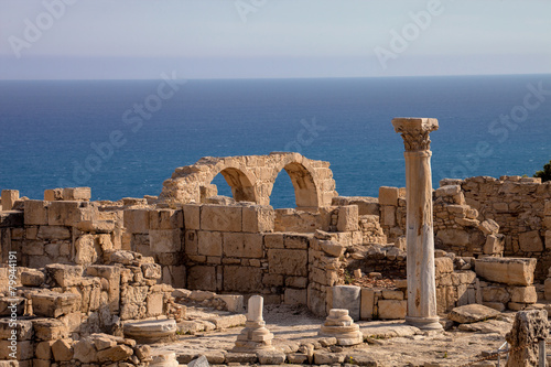 Foto op Canvas Cyprus Kurion, Cyprus