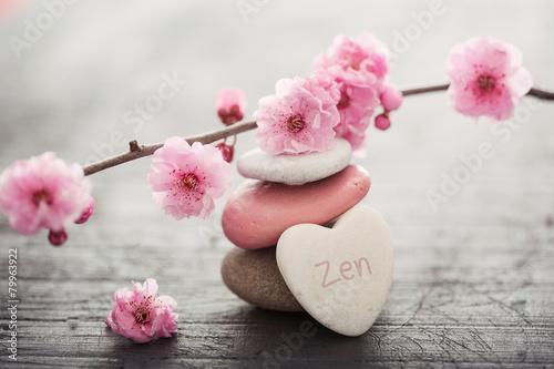 Fotografía  Zen fleurs