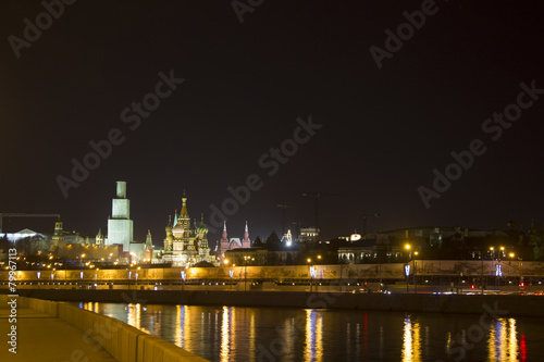 Papiers peints Paris St. Basil's Cathedral. Moscow. Russia