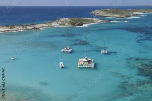 Photo Anguilla - Pickly Pear Island