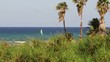 Landscape of tropical island paradise Montego Bay, Jamaica