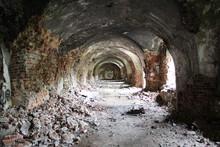 Concrete Arch Tunnel
