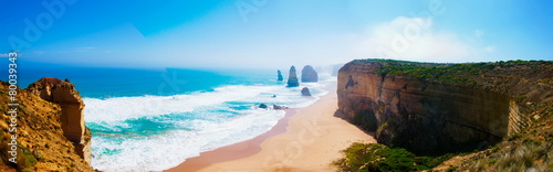 Foto op Canvas Australië The Twelve Apostles on Great Ocean Road, Victoria, Australia