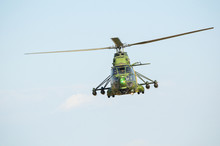 Puma Socat Helicopter
