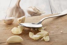 Garlic Crushed