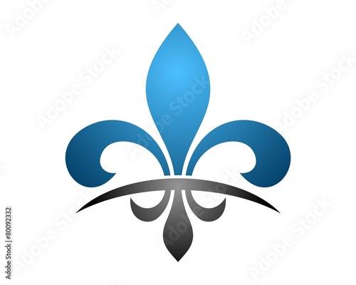 Fleur De Lis Logo Template