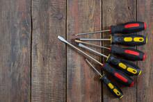 Repair Tools: Screwdrivers