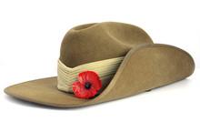 Australian Anzac Day Army Slou...