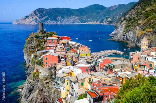 Photo  Vernazza, Cinque Terre
