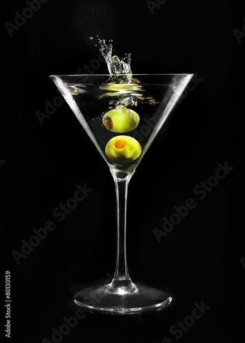 Fotografía  Martini glass