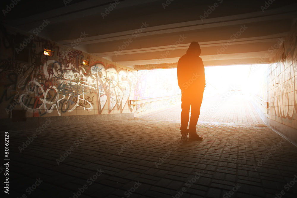 Fototapeta Loneliness