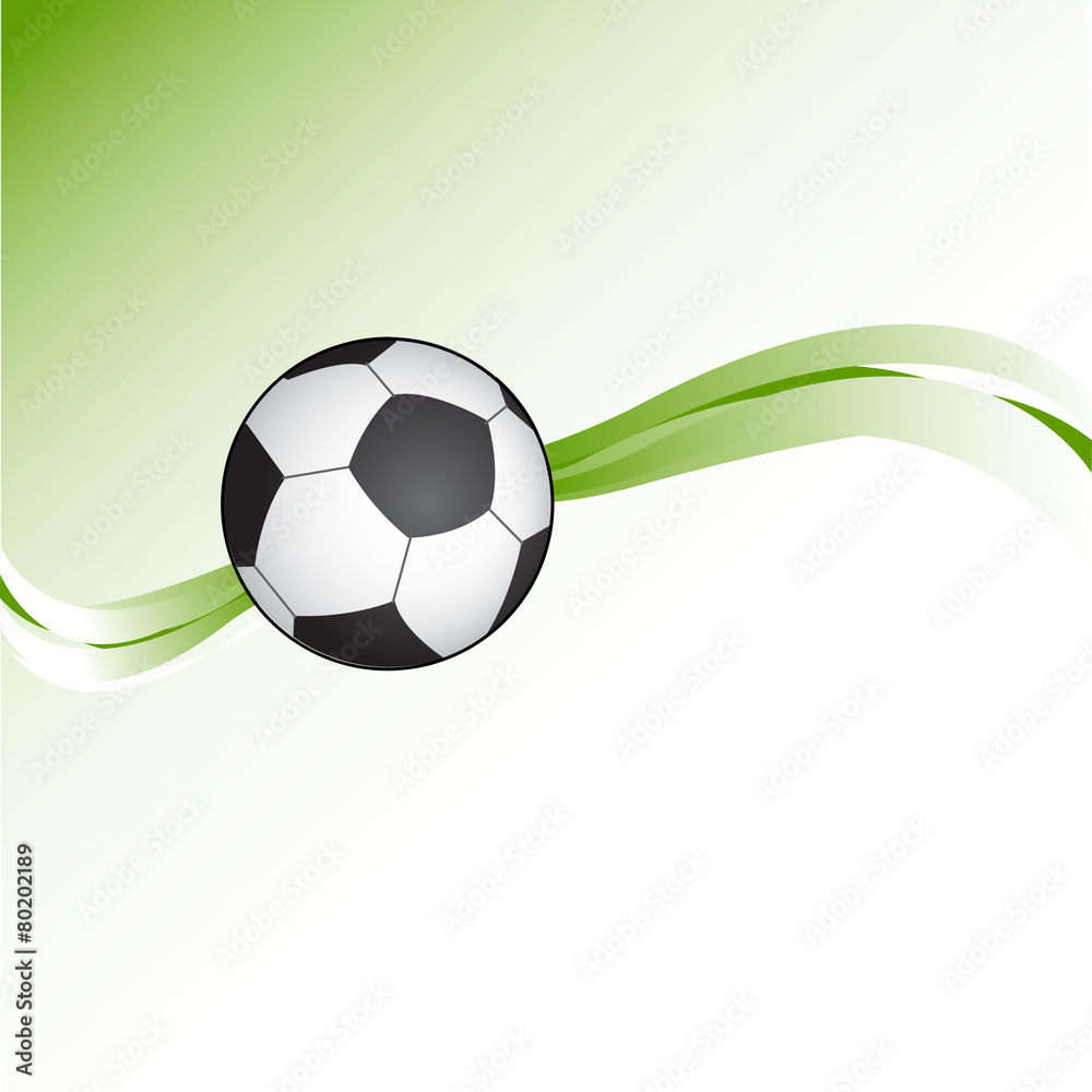Photo  Socer ball