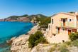 Holiday aparments on coast of Majorca island in Camp de Mar