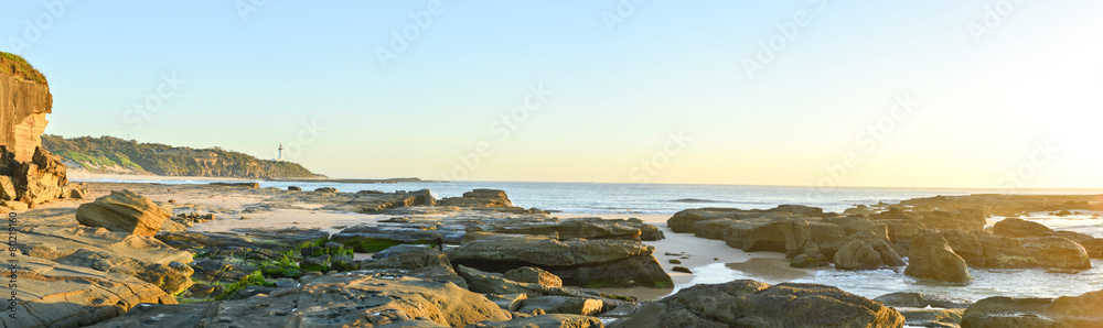 Fototapety, obrazy: Beautiful Landscape from Norah head, NSW