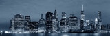 Fototapeta Nowy Jork - Manhattan at night