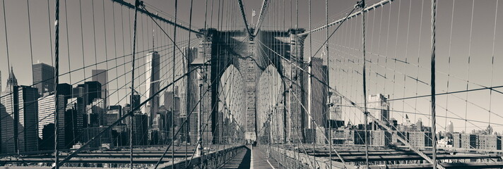 Panel Szklany Nowy York Manhattan