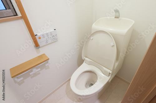 Fotografía  住宅のトイレ