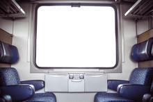 European Train Compartment