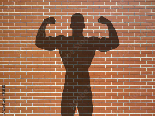 Photo  Bodybuilder