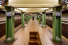 Clark Street Subway Station - ...