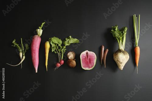 Fototapeta 野菜イメージ obraz