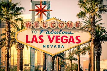 FototapetaLas Vegas Welcomes You
