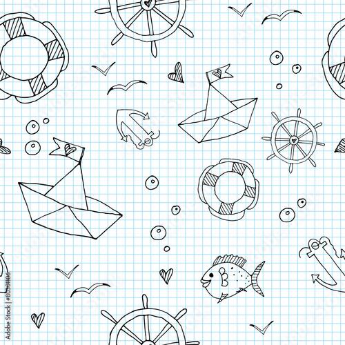morski-bezszwowy-wzor