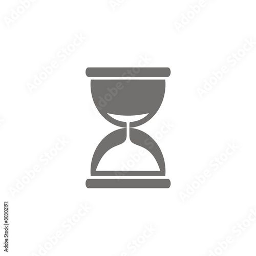 Fotografie, Obraz  Icono reloj de arena FB