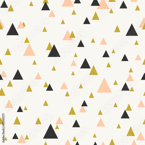 Plakaty abstrakcyjny geometryczny wzór