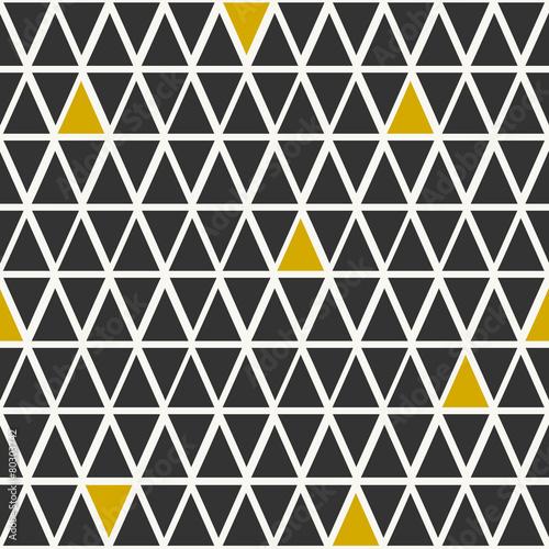 Plakaty Abstract Geometric Seamless Pattern