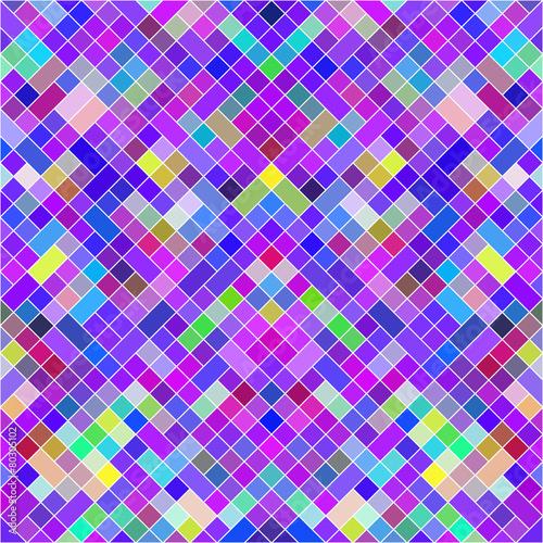 fototapeta na szkło Kolorowe tło z prostokątów. Raster. 4