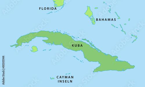 Karte Kuba.Kuba Karte In Grün Buy This Stock Vector And Explore Similar
