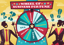 Business People Play The Busin...