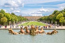 Fountain Of Apollo In Garden O...